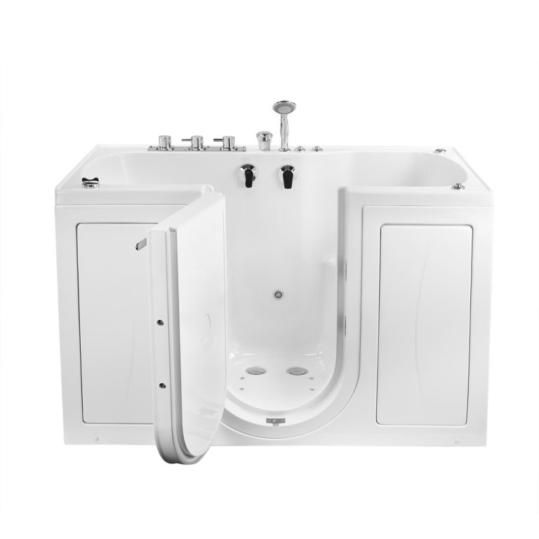 Tub4Two WIT front view door open
