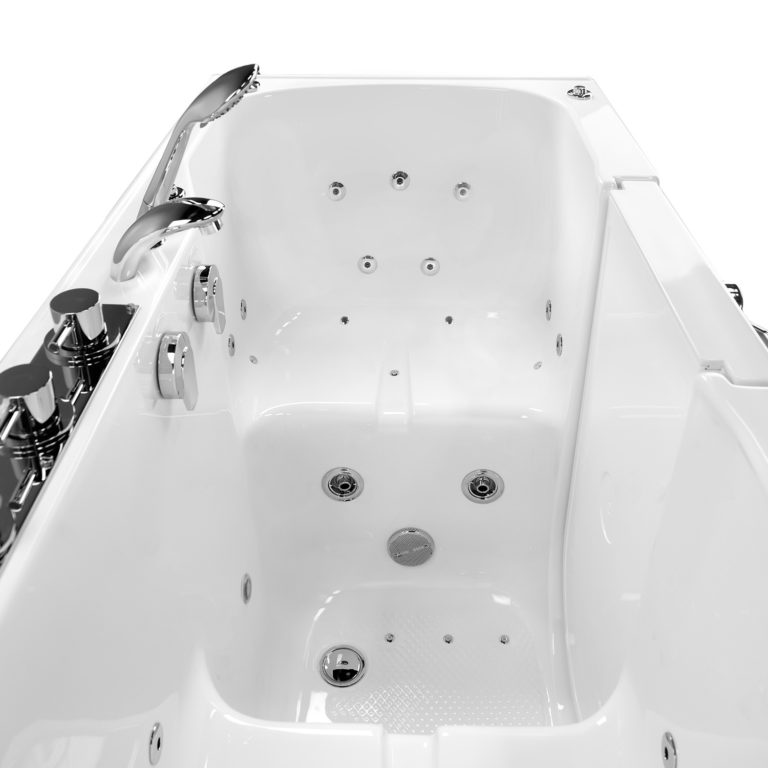 Tub4Two top view seat 1
