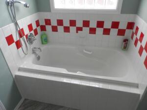 Walk-in Bathtub Project 3 Before