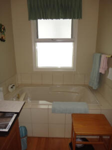 Walk-in Bathtub Project 5 Before